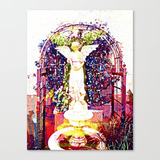 ANGEL 005 Canvas Print
