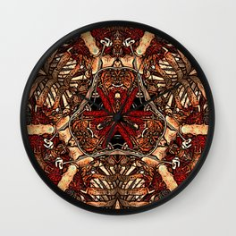 ANTHROPOLOGY Wall Clock