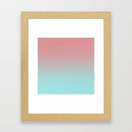 Channeling Framed Art Print