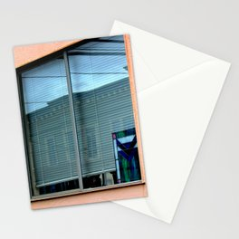 A Bit Of Leaded With Your Glass Stationery Cards