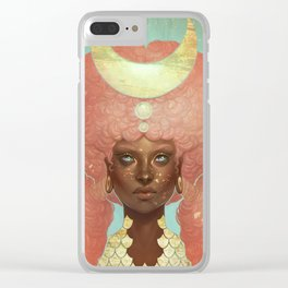 Glimmer Clear iPhone Case