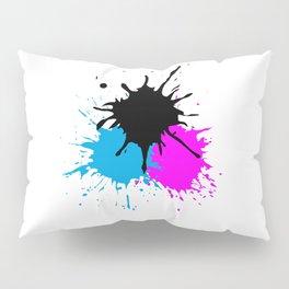 A Splash Of Colour Pillow Sham