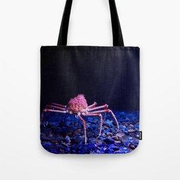 Giant crab Tote Bag