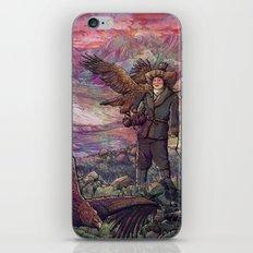Eagle Huntress iPhone & iPod Skin