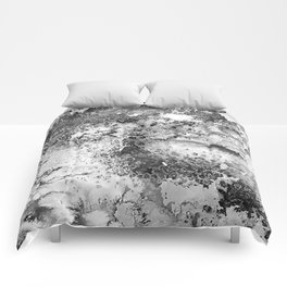 Whiplash Watercolor Comforters