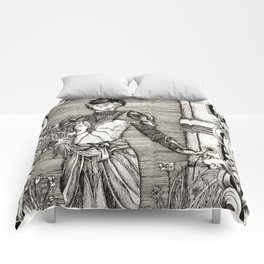 The most evil thing Comforters