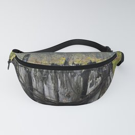 old pilings Fanny Pack