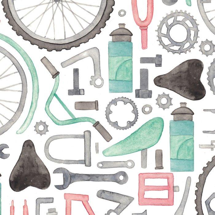 Cycling Bike Parts Leggings