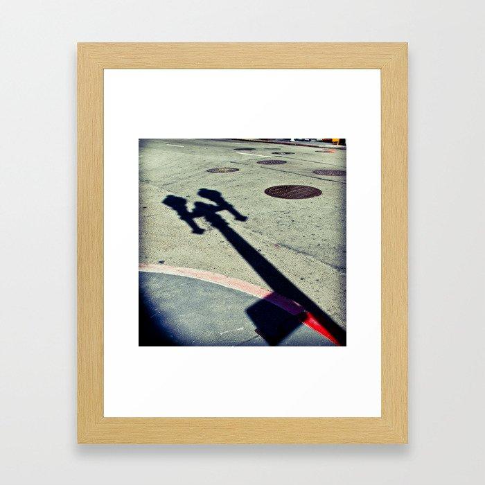 12x12 5 Framed Art Print