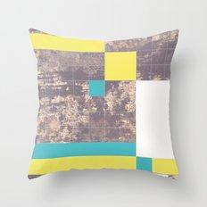 Summery Throw Pillow