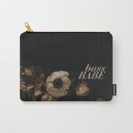 boss babe. Carry-All Pouch