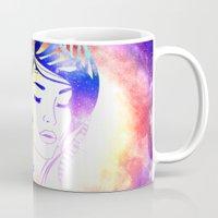 iris Mugs featuring Iris  by haroulita