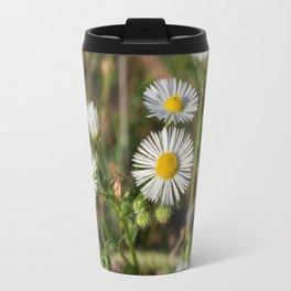 Daisies Travel Mug