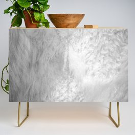 You Too Can Wear Fur! Credenza