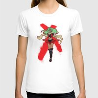 android T-shirts featuring The Android by CaptainSunshine