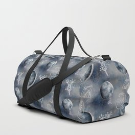 Everything you imagine is real Duffle Bag