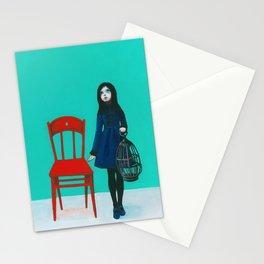 A Blue Bird Stationery Cards