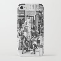 seoul iPhone & iPod Cases featuring Everyday Seoul by Jennifer Stinson