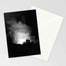 Coming Out Of The Darkness Stationery Cards