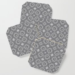Doodle Pattern 4 Coaster