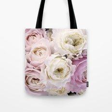 Romantic Roses Tote Bag