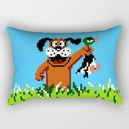 Duck Hunt Rectangular Pillow