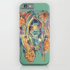 Tiger Lily Slim Case iPhone 6s