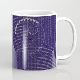 Technique pattern Coffee Mug