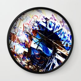 OMBIBULOUS Wall Clock