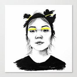 Xiao Wen Ju Canvas Print