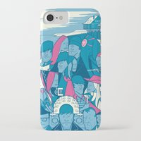 eternal sunshine of the spotless mind iPhone & iPod Cases featuring Eternal Sunshine of the Spotless Mind by Ale Giorgini