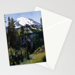 Mt. Rainier II Stationery Cards