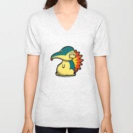 Pokémon - Number 155 Unisex V-Neck