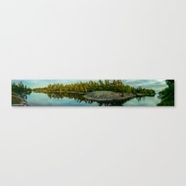 Cottage photo from Ontario Canvas Print