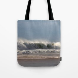 Strong Shorebreak Tote Bag
