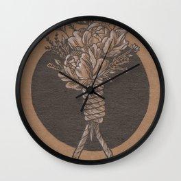 Hangman's Gift Wall Clock