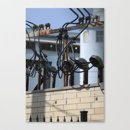 function junction  Canvas Print