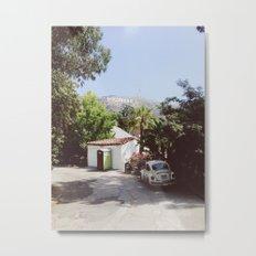 Hollywood, California Metal Print