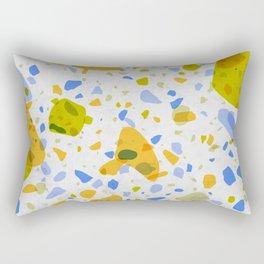 Terrazzo Heaven Pattern Rectangular Pillow