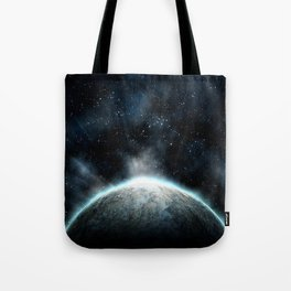 Cold Space Tote Bag