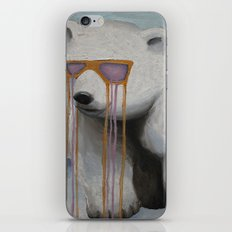 Coked Out Bear, not the soft drink iPhone & iPod Skin