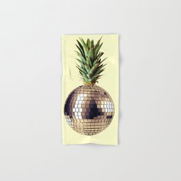 ananas party (pineapple) Hand & Bath Towel