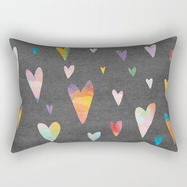50 shades of... Rectangular Pillow