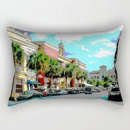 Locals Only-The Villages, Florida Rectangular Pillow
