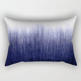 Indigo Ombre Rectangular Pillow