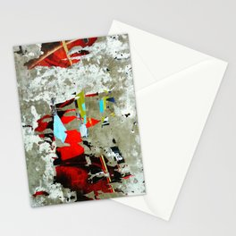 PALIMPSEST, No. 2 Stationery Cards