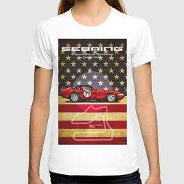 Sebring 365 GTB4 Vintage T-shirt