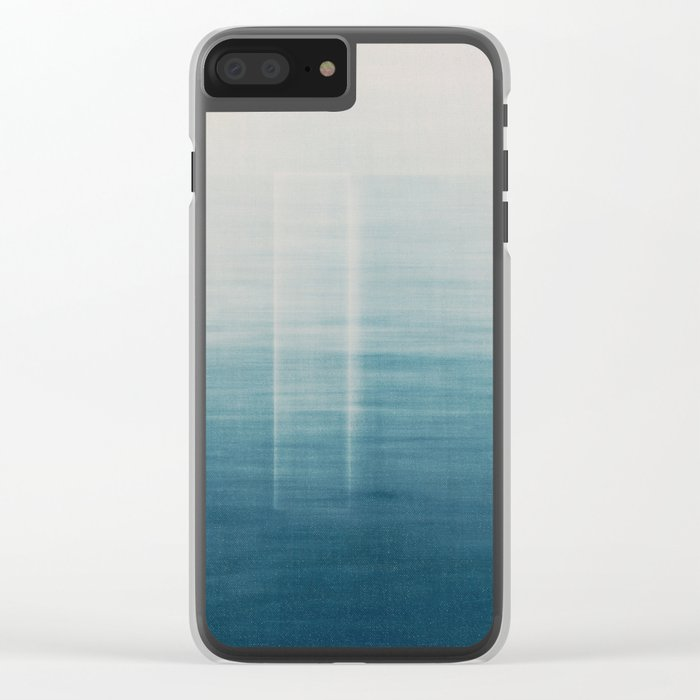 MMXVI / I Clear iPhone Case