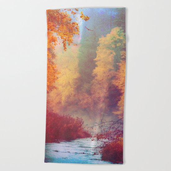 Dreams Remembered Beach Towel