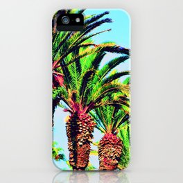 palmiers (Morocco) iPhone Case